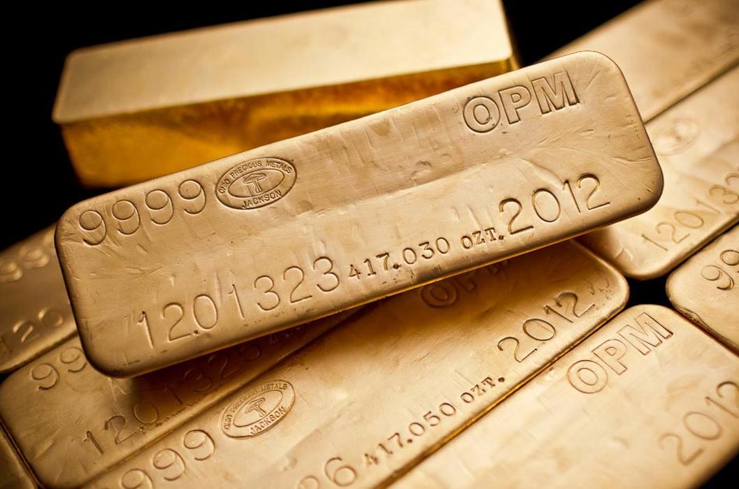 OPM +400 unciás Good Delivery aranytömbök