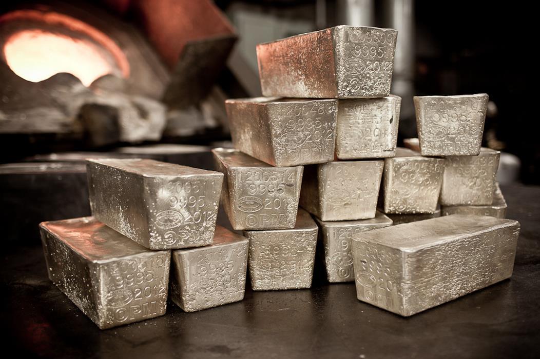 OPM,  Good Delivery, Comex-en fizikai teljesítésre is elfogadott 1000 unciás ezüsttömbök