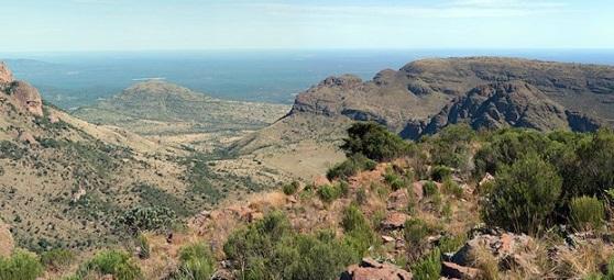 A dél-afrikai Limpopo tartomány. Forrás: africansky.com, Conclude Zrt.