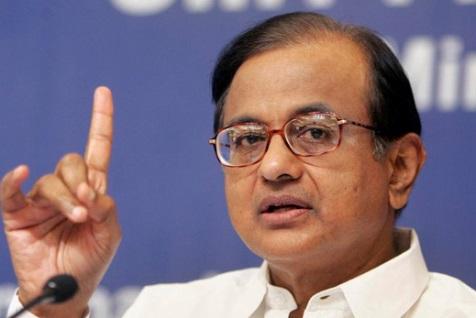 P Chidambaram indiai pénzügyminiszter. Forrás: zeenews.india.com, Conclude Zrt.