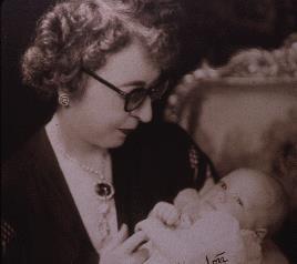 Evalyn Walsh McLean, nyakában a Hope-gyémánttal. Forrás: Smithsonian, Conclude Zrt.