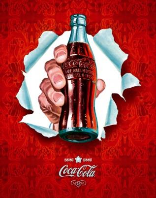 Forrás: coca-cola-art.com, Conclude Zrt.