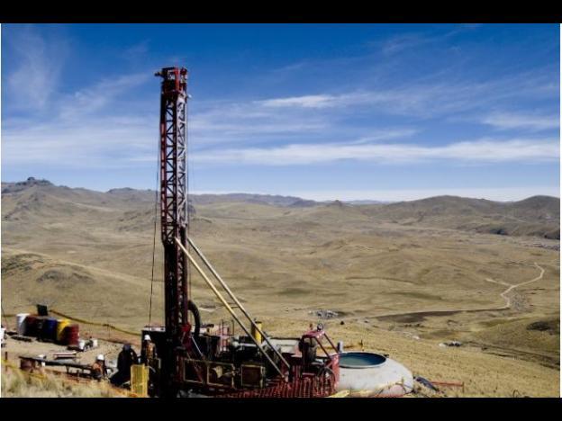 A perui Constancia bánya. Forrás: www.peruthisweek.com, Conclude Zrt.